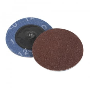 PTCQC50120 QUICK CHANGE SANDING DISC 50MM 120GRIT PACK