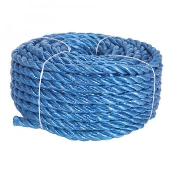 RC0630 POLYPROPYLENE ROPE 6MM X 30MTR