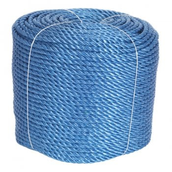 RC08220 POLYPROPYLENE ROPE 8MM X 220MTR