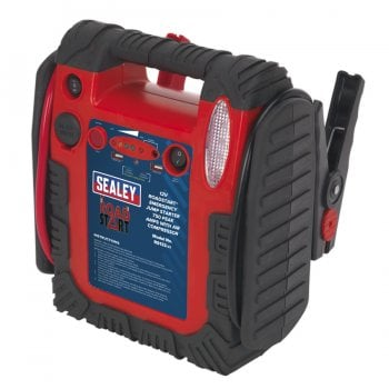 RS132 ROADSTART EMERGENCY JUMP STARTER WITH AIR CO