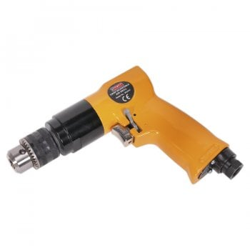 S01047 AIR DRILL 10MM 1800RPM REVERSIBLE