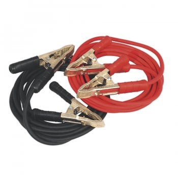 SBC/25/5/EHD BOOSTER CABLES EXTRA HEAVY-DUTY CLAMPS 25MM