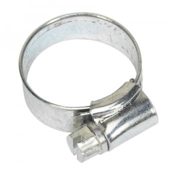 SHC0X HOSE CLIP ZINC PLATED 16-25MM PACK OF 20