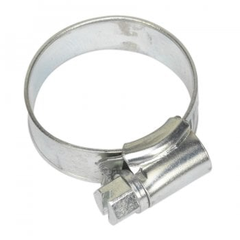 SHC1A HOSE CLIP ZINC PLATED 19-29MM PACK OF 20