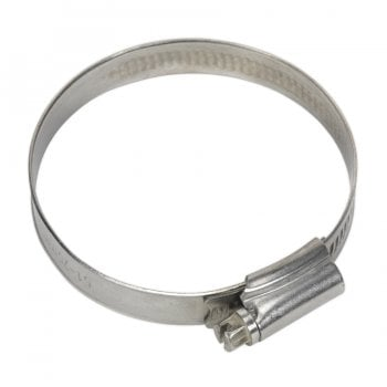 SHCSS2 HOSE CLIP STAINLESS STEEL 51-70MM PACK OF 10